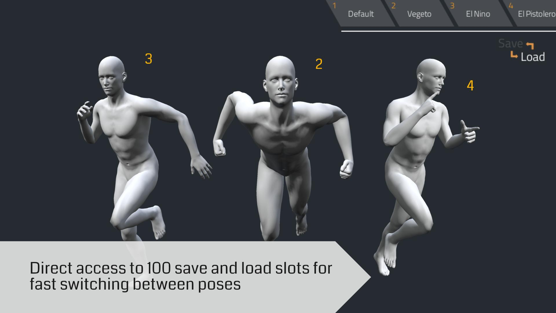 El Pose 3D for Android - APK Download