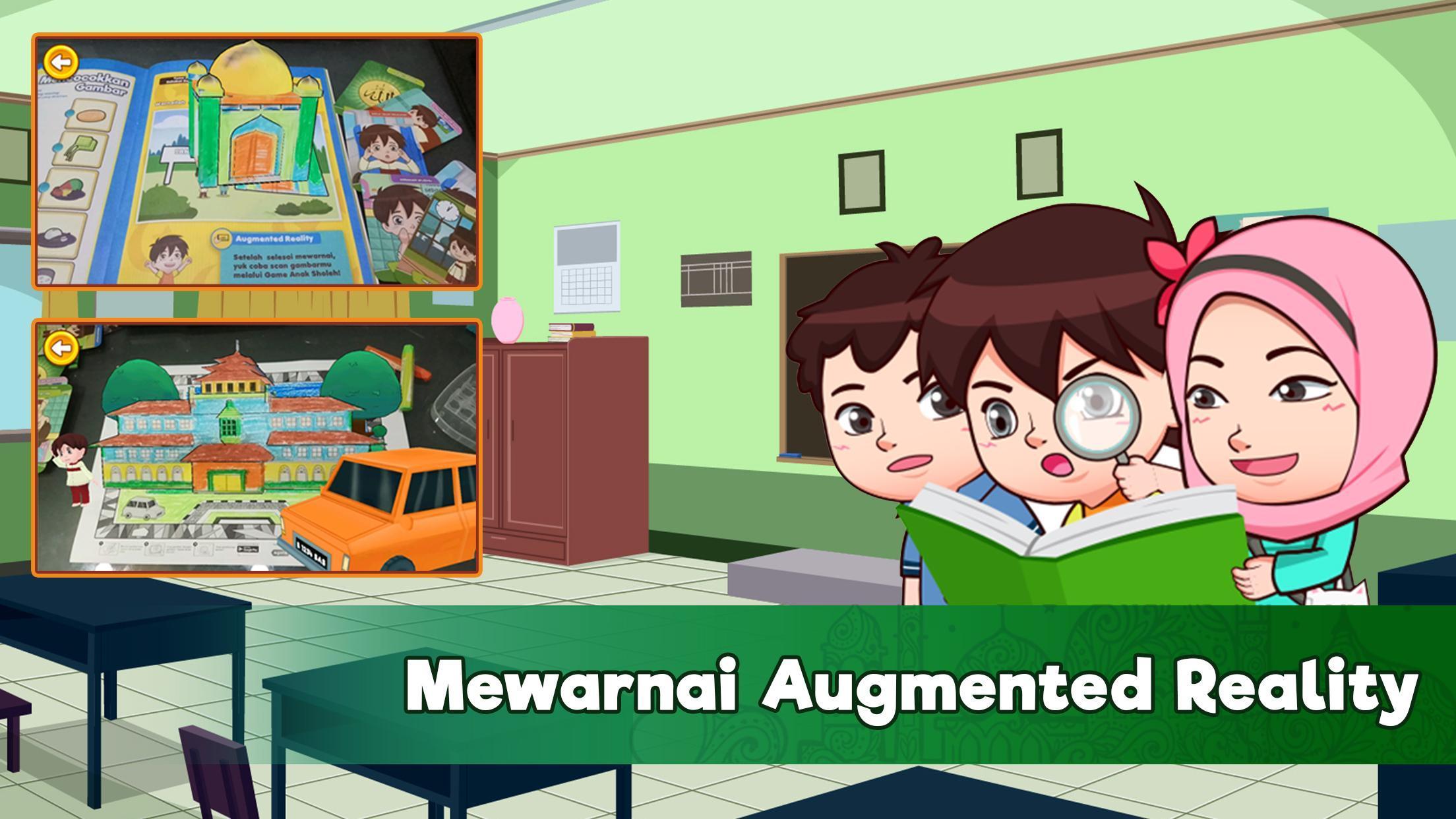 Game Anak Sholeh AR Für Android APK Herunterladen