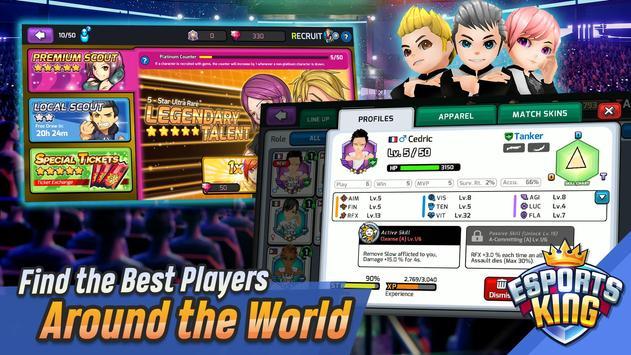 Esports King screenshot 3