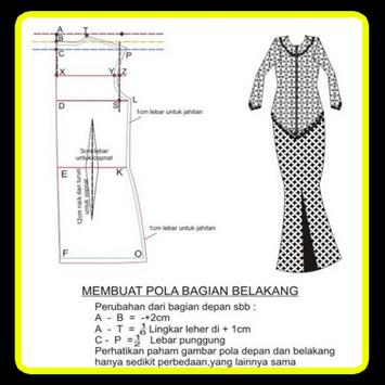 Robe Pattern Design Ideas poster