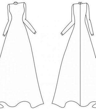 Robe Pattern Design Ideas screenshot 3