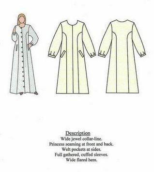 Robe Pattern Design Ideas screenshot 7