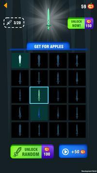 Knife Flip Hit screenshot 1