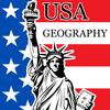 USA Geography आइकन