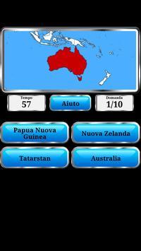 1 Schermata Geografia Mondiale