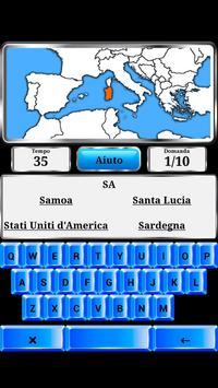 4 Schermata Geografia Mondiale