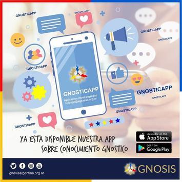 GNOSIS. Conectate al conocimiento gnostico. syot layar 5