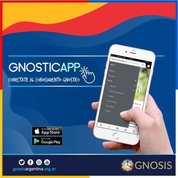 GNOSIS. Conectate al conocimiento gnostico. syot layar 7