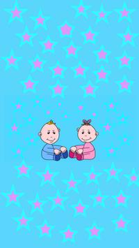 Baby's Age Tracker - Baby Care poster