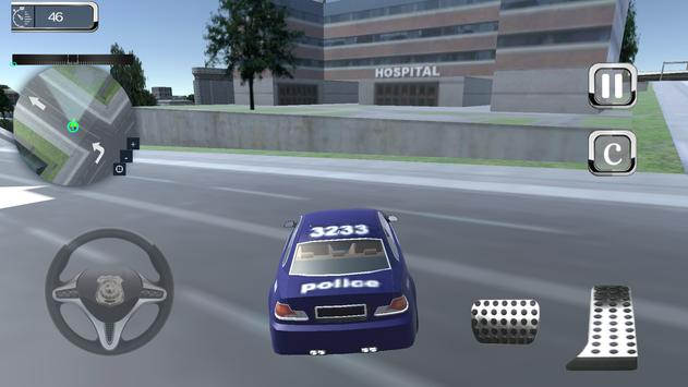 Police Chase Turbo Car Criminal Pursuit screenshot 12