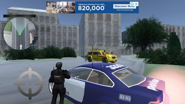 Police Chase Turbo Car Criminal Pursuit screenshot 1
