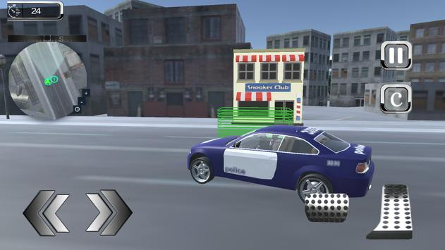 Police Chase Turbo Car Criminal Pursuit screenshot 7