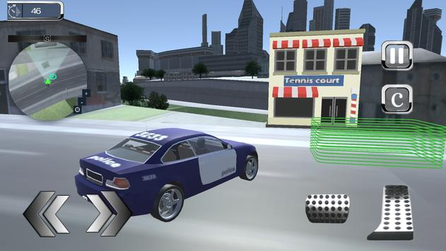 Police Chase Turbo Car Criminal Pursuit screenshot 5