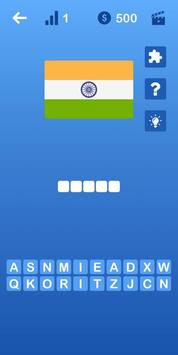 Guess the Flag: Game poster