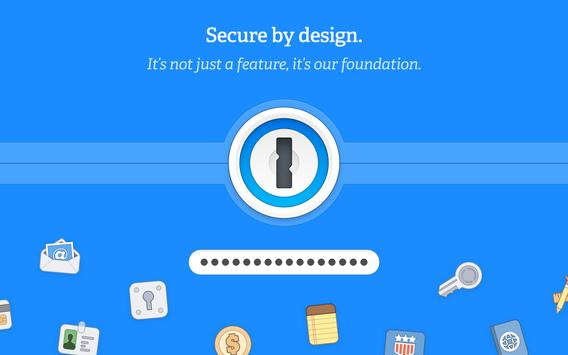 1Password screenshot 11