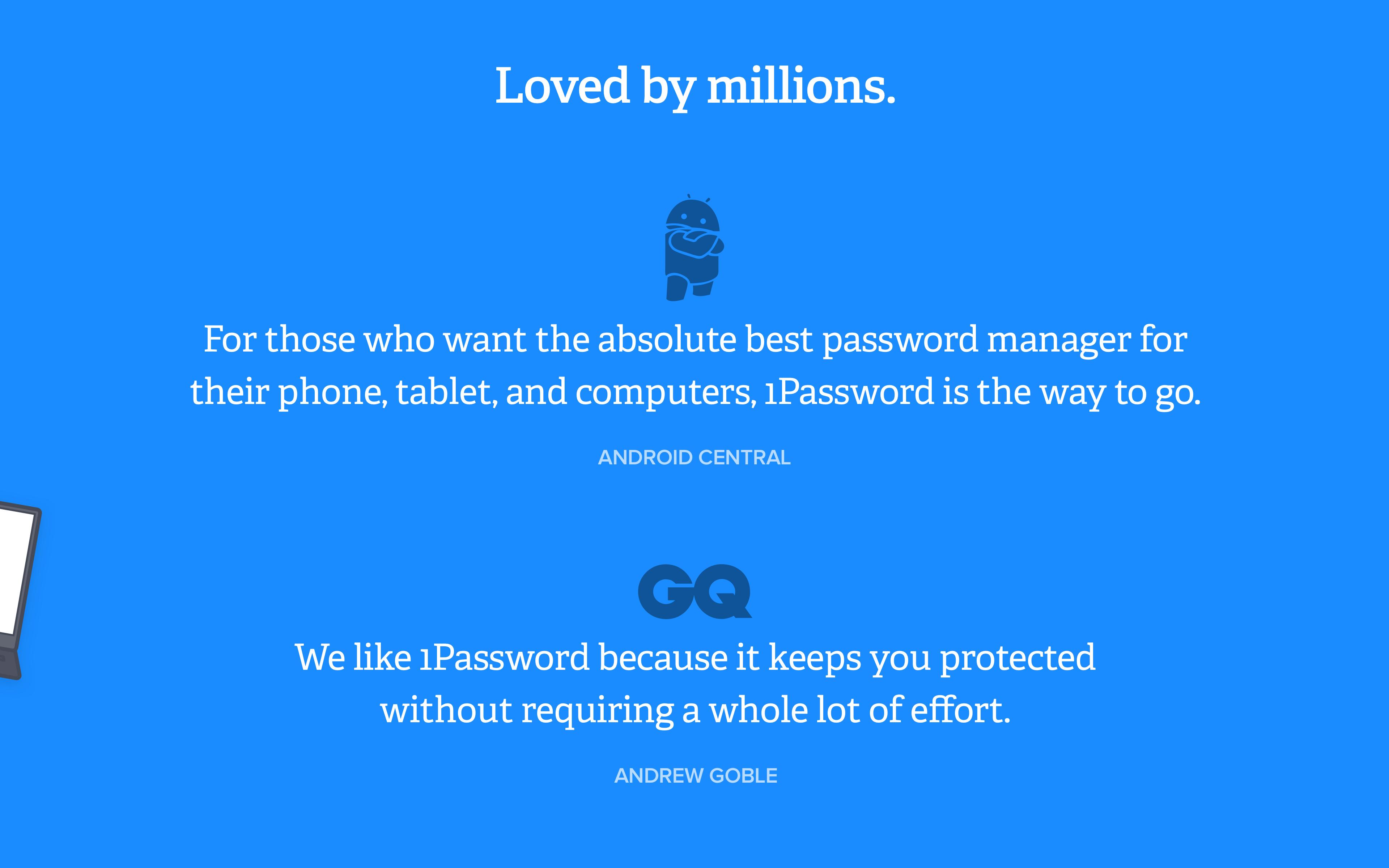 1Password for Android - APK Download