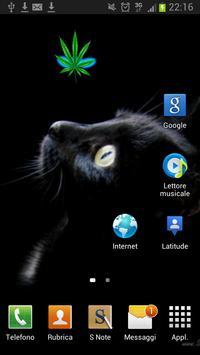 My Ganja Live Battery Widget poster