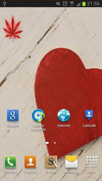 My Ganja Live Battery Widget screenshot 1