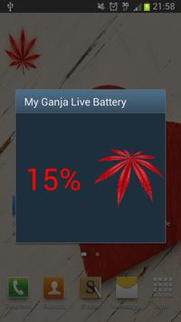 My Ganja Live Battery Widget screenshot 4