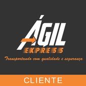 Agil Express - Cliente icon