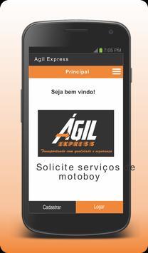 Agil Express - Cliente screenshot 4