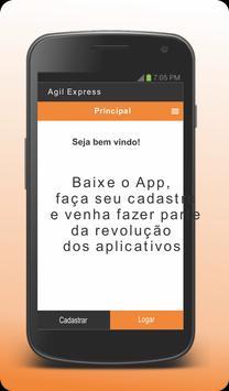 Agil Express - Cliente screenshot 5