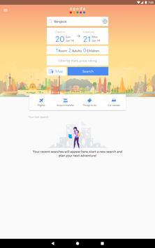 أجودا - حجز فنادق & إقامات تصوير الشاشة 13