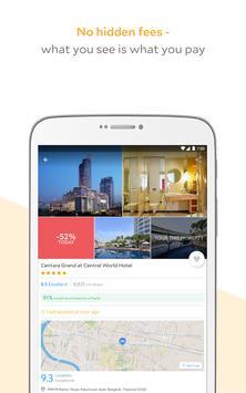 أجودا - حجز فنادق & إقامات تصوير الشاشة 17