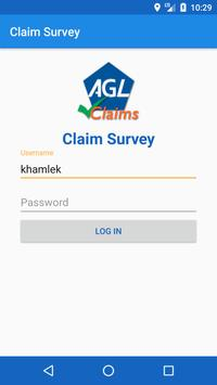 AGL Claims Survey poster