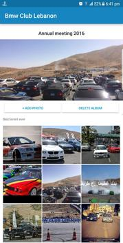 BMW CLUB LEBANON screenshot 3