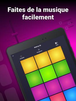 Drum Pad Machine - Crée ta musique capture d'écran 10