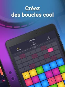 Drum Pad Machine - Crée ta musique capture d'écran 12