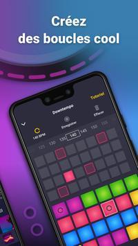 Drum Pad Machine - Crée ta musique capture d'écran 2
