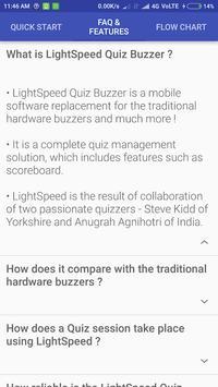 LightSpeed Quiz Buzzer screenshot 11