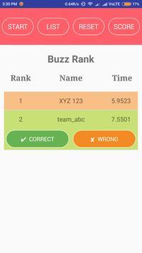 LightSpeed Quiz Buzzer screenshot 7