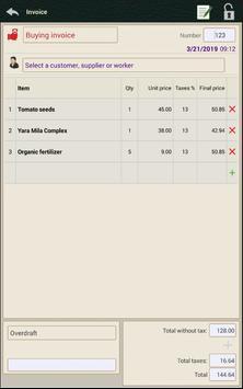 Farmuino pro screenshot 4