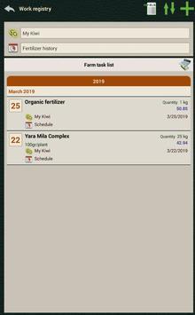 Farmuino pro screenshot 8