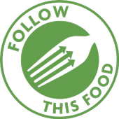 Follow this Food Item check-in icon