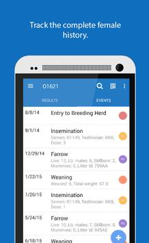 Faunatec Mobile screenshot 6