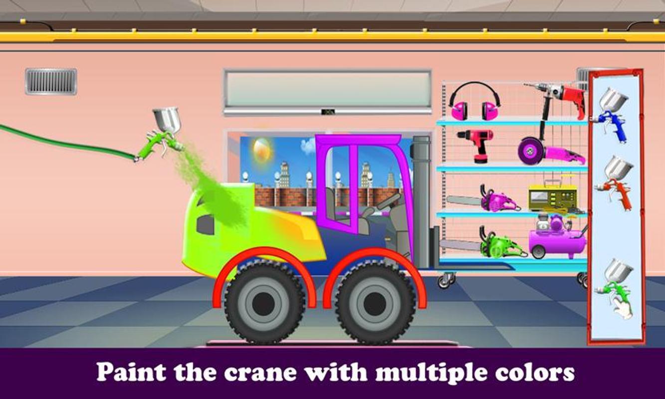 Bauen Baukran Gebaude Simulator Spiel Fur Android Apk Herunterladen