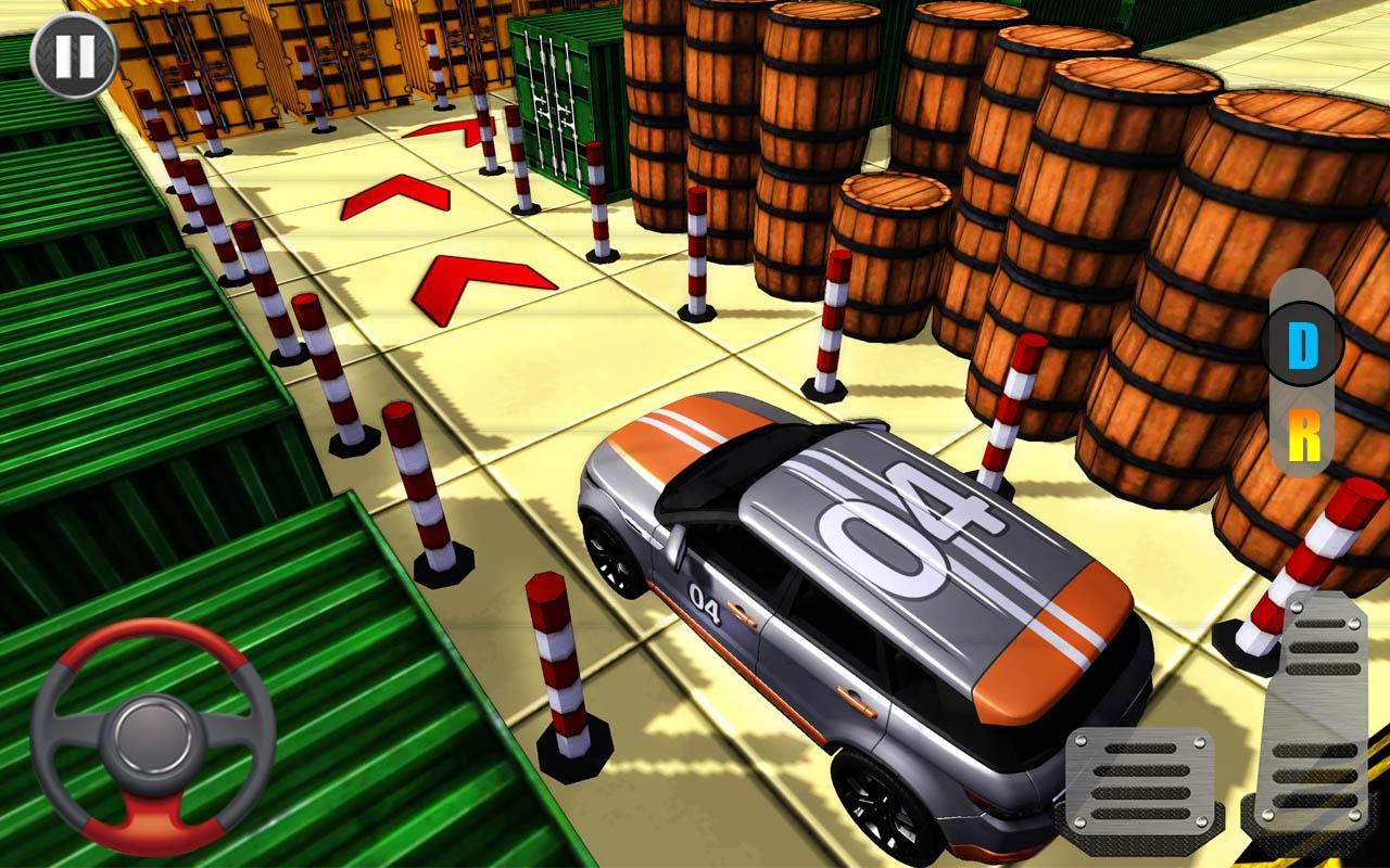 Hard Car Parking Challenge: School Driving Test for Android