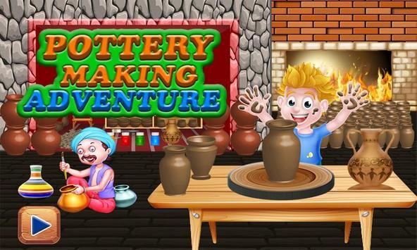 Pottery Making Ceramic Builder: Sculpt Paint Vase screenshot 2