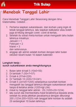 Trik Sulap screenshot 7