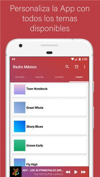 Radio Mexico - Live stations for free screenshot 3