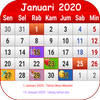 Kalender Indonesia иконка