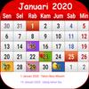 Icona Kalender Indonesia