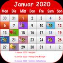 Österreich Kalender 2020 APK Android