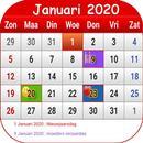 België Kalender 2020 APK Android