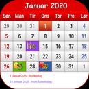Dansk Kalender 2020 APK Android
