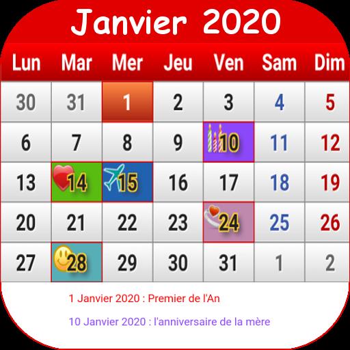 Français Calendrier 2020 Apk 124 Download For Android